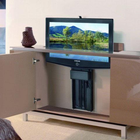 Hs Mechanik Tv Lift Liftsysteme Tv Lifte In Massiver